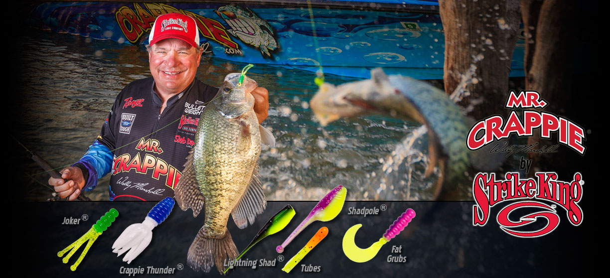 Mr. Crappie® Wally Marshall™